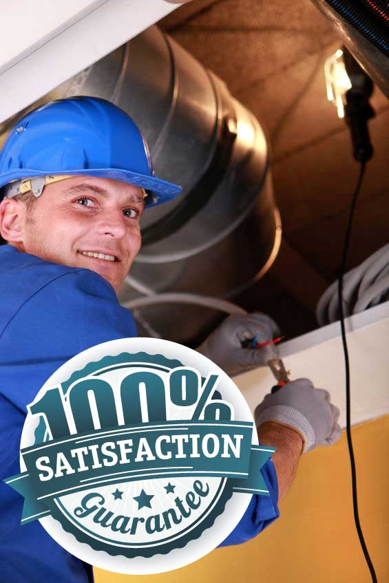 We take great pride in our HVAC services while heating and cooling Green Bay, WI