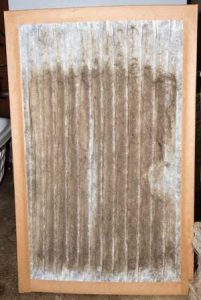 Keeping your air filter clean can help you stay warmer this winter season